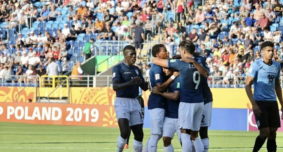 ¡Partidazo por el pase a cuartos! Uruguay vs. Ecuador EN VIVO desde el Arena Lublin por Mundial Sub 20 2019. (Twitter)
