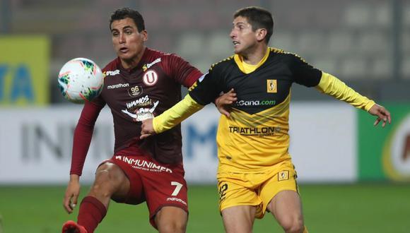 Así les fue a Universitario y Cantolao cuando se enfrentaron. (Foto: Liga 1)