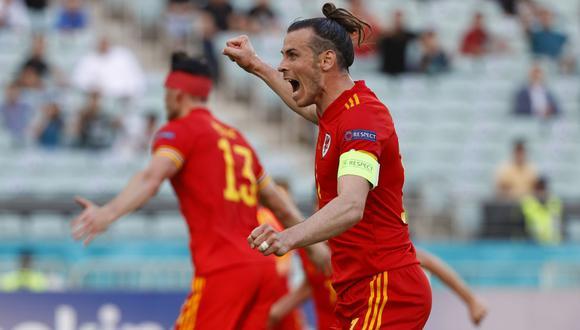 Gareth Bale acaba contrato con el Real Madrid en junio de 2022. (Getty)