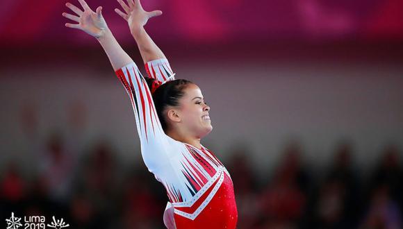 Ariana Orrego se alista para continuar su entrenamiento rumbo a los Juegos Olímpicos, mientras lidia con los deberes como estudiante universitaria. (Foto: Lima 2019)