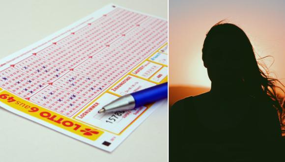 Una mujer pasó de ser la ganadora más joven de una lotería millonaria de Gran Bretaña a vivir de la caridad. (Foto referencial: Hermann Traub y StockSnap en Pixabay)