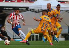 Tregua en el Akron: Chivas igualó sin goles con Tigres y ambos jugarán los playoffs de la Liga MX