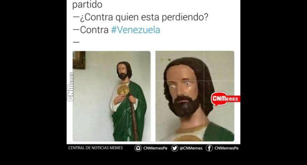 Perú vs. Venezuela: los memes en Facebook
