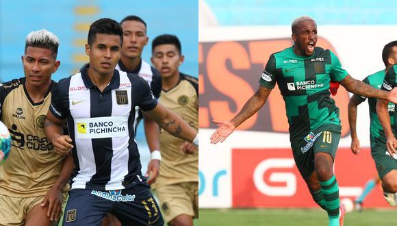 Ricardo Lagos tiene 24 años y debutó en primera división en 2017 con la camiseta de Cesar Vallejo. (Foto: Liga 1)