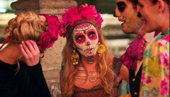 El Día de Muertos se celebra el 1 y 2 de noviembre de cada año en México (Foto: Netflix/ Made in Mexico)