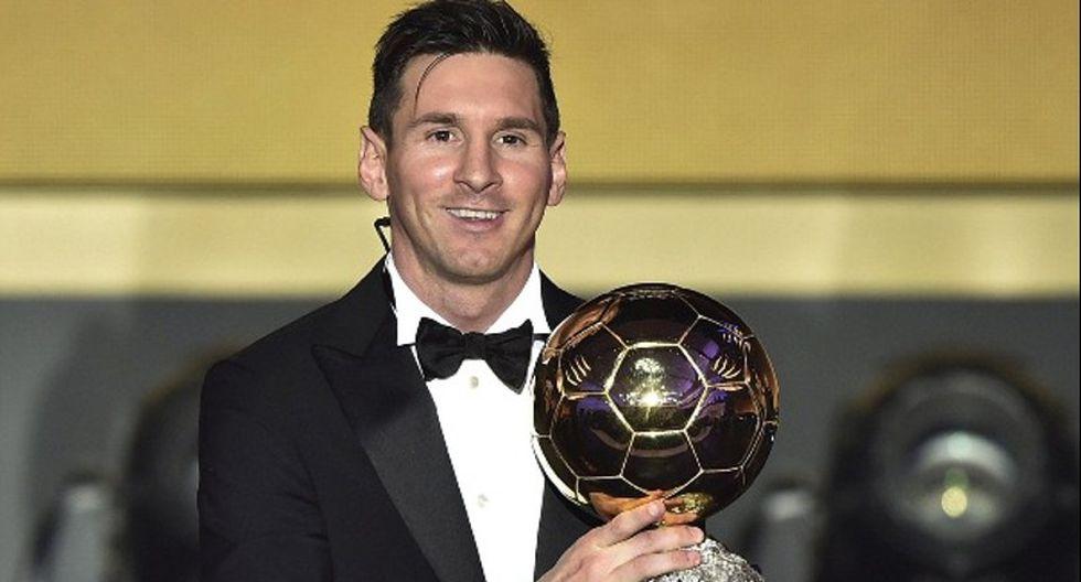 Lionel Messi levantará su sexto Balón de Oro en París, según Diario Sport. (Getty)