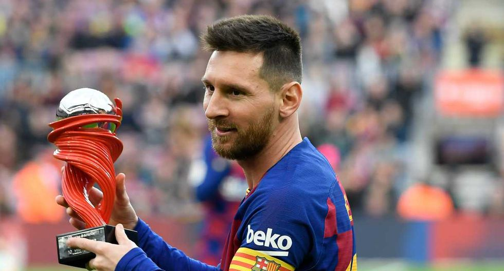 Lionel Messi   Barcelona   Goles: 13   Puntos: 26. (Foto: Agencias)