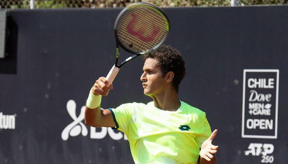 Varillas llegó a la final del ATP Challenger por cuarta vez (Foto: Instagram)