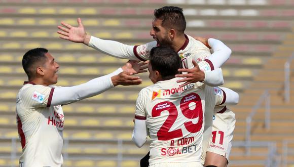 Luis Urruti anotó doblete en el 3-2 sobre Cusco FC (Video:GOLPERU)