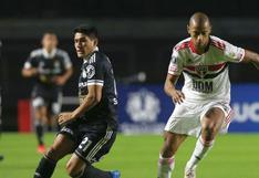 Sporting Cristal cayó 3-0 ante Sao Paulo, pero igual clasificó a la Copa Sudamericana