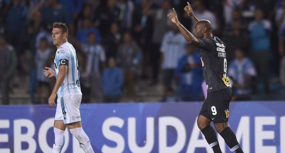 Corinthians logró el pase a la Fase 2 de la Copa Sudamericana. (AP)