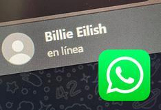 Cómo evitar aparecer 'en línea' mientras chateas por WhatsApp Web
