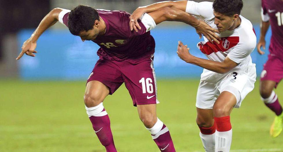 La selección peruana debutará contra Qatar en la Copa América 2020. (Foto: EFE)