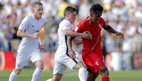 Perú vs. Nueva Zelanda: 'All Whites' tendrá barra chilena en el Nacional (Reuters)