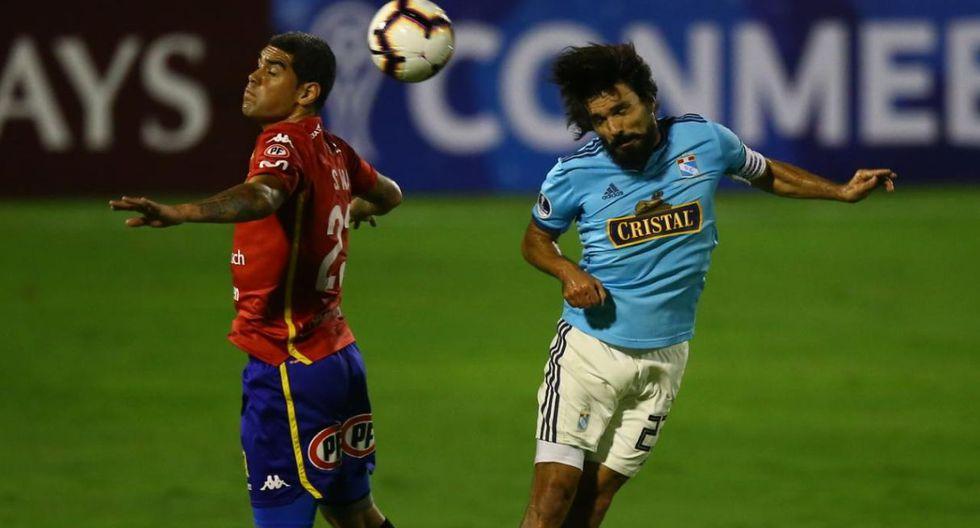 Sporting Cristal vs. Unión Española por la Copa Sudamericana (Foto: Fernando Sangama)