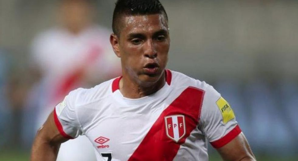Paolo Hurtado | Perú: fractura en el quinto metatarsiano del pie derecho. (Getty Images)