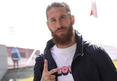 PSG confirma los miedos del Madrid: Sergio Ramos recrudeció de su lesión