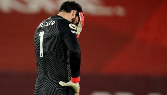 Alisson Becker no puede viajar a Brasil para enterrar a su padre. (Foto: Antara)