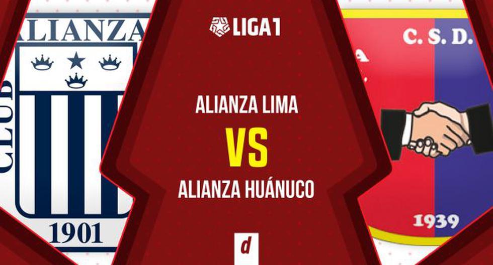 Vía GOLPERU: Alianza Lima vs Alianza Universidad EN VIVO por la segunda jornada de Fase 2