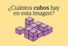 Acertijo viral solo para unos cuantos 'genios': dinos cuántos cubos hay en el reto viral [FOTOS]
