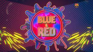 """El Barça estrena su programa concurso """"Blue & Red"""""""
