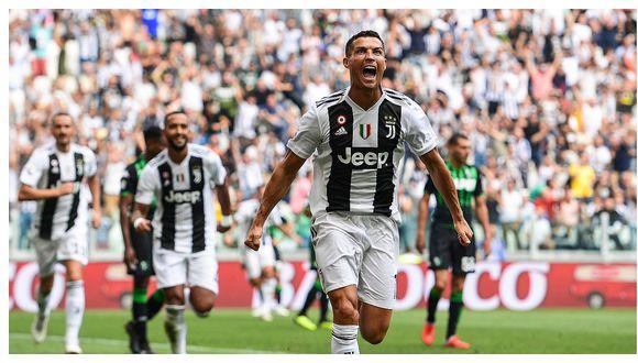 Juventus Turín es líder con un punto de ventaja sobre el Lazio, segundo. (Foto: Getty)