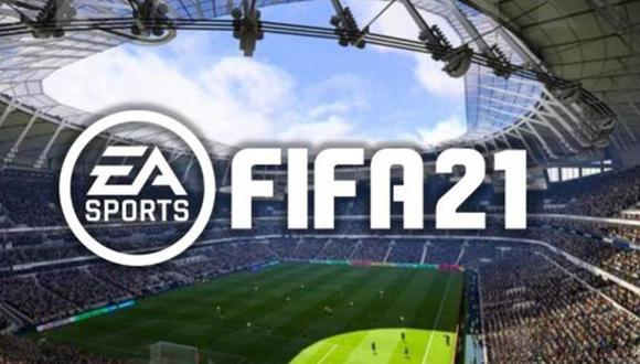 FIFA 21 anuncia las futuras cartas de sus jugadores, pero una captura de pantalla arruina la sorpresa