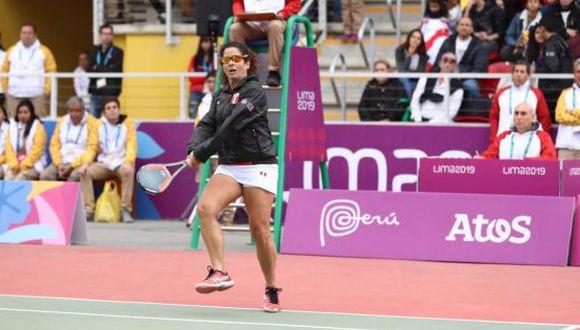Claudia Suárez. (Foto: Giancarlo Avila - GEC)
