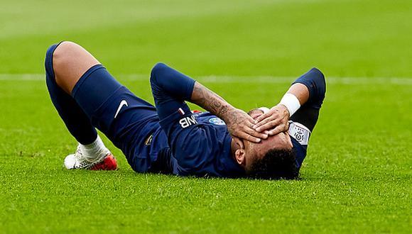Neymar culmina contrato con el PSG en el 2022. (Getty)