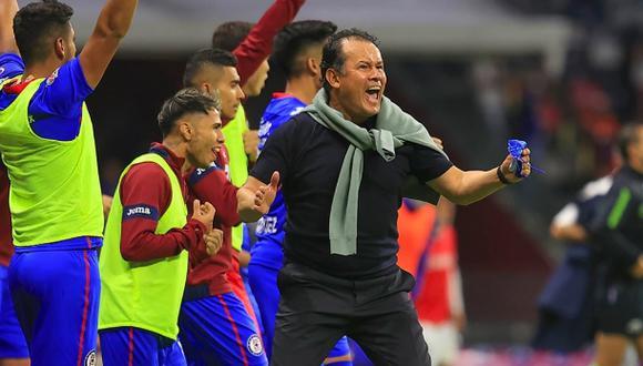 Reynoso fue campeón con Cruz Azul en 1997 como jugador. El última título que logró la 'Máquina'. (Foto: Récord)
