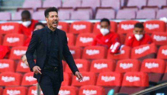 Atlético de Madrid chocará ante Oporto por la Champions League. (Foto: EFE)