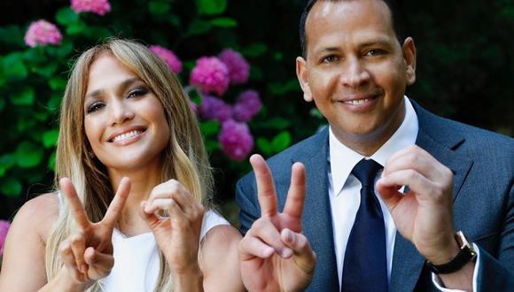 Jennifer Lopez dedica emotivo mensaje a su futuro esposo en Instagram. (Foto: @jlo)