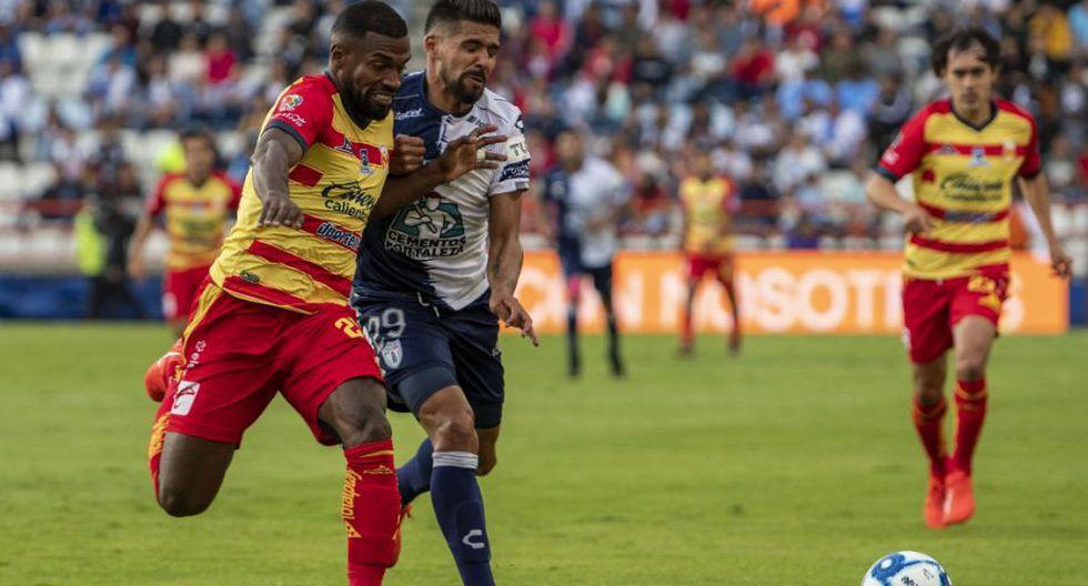 Pachuca y Morelia juegan por la tercera jornada del Apertura 2019 de la Liga MX. (Twitter)