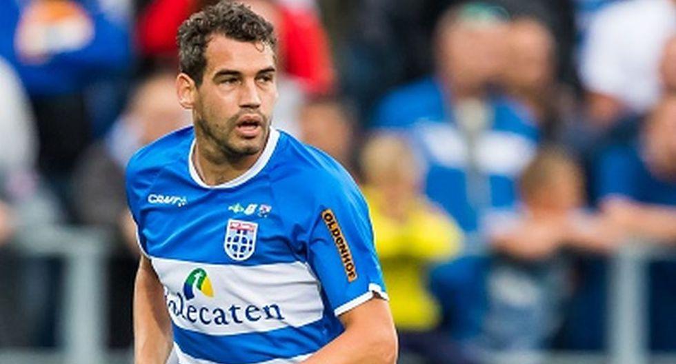 Jugador: Dirk Marcellis / Club: Retirado. (Getty)