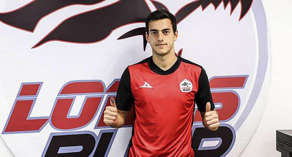 Alejandro Duarte firmó por Lobos BUAP. (USI)