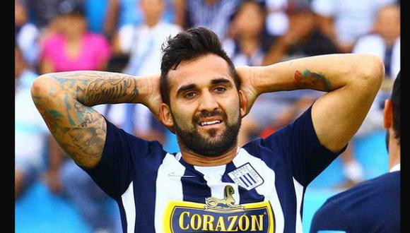 Pablo Miguez podría jugar en Alianza Lima esta temporada. (Foto: GEC)