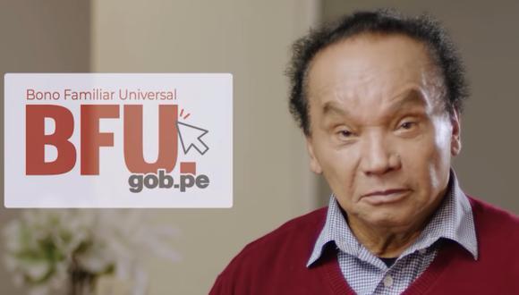 Descubre como cobrar el Segundo Bono Familiar Universal con un link directo (Foto: Gobierno del Perú)