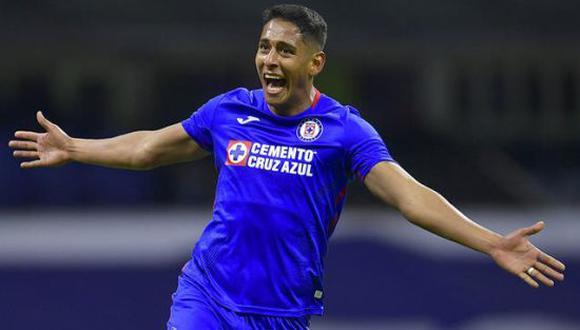 Recientemente, Cruz Azul rechazó una oferta del Gremio por Luis Romo. (Foto: Imago 7)