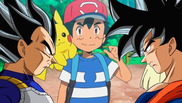 Dragon Ball Super en todas partes, incluso en Pokémon (Depor)