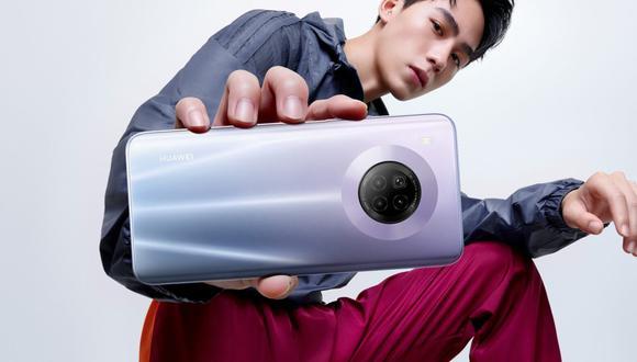 Conoce todos los detalles del nuevo Huawei Y9a que se lanzó en Perú. (Foto: Huawei)