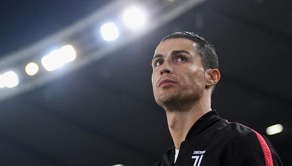Cristiano Ronaldo está fracasando en Juventus, aseguró el exfutbolista Antonio Cassano. (Foto: Getty Images)