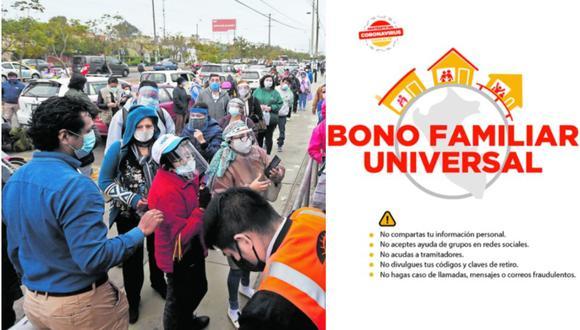Bono Universal S/ 760, Bono Yo me quedo en casa en Perú: todo sobre subsidio
