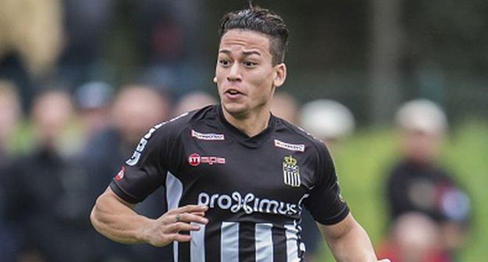 Cristian Benavente ya tiene dos goles con el Sporting Charleroi en la Primera División de Bélgica. (Getty Images)