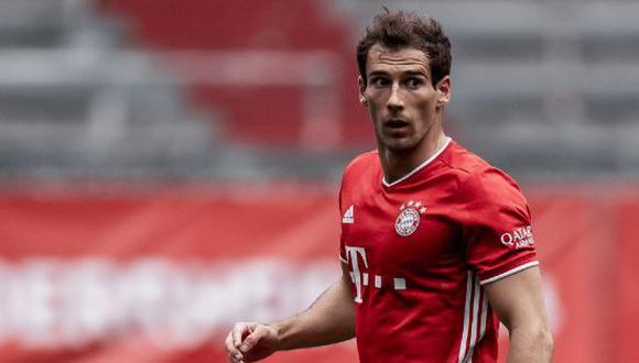 Leon Goretzka no acepta las ofertas de renovación que le propuso el Bayern Múnich. (Foto: Getty)