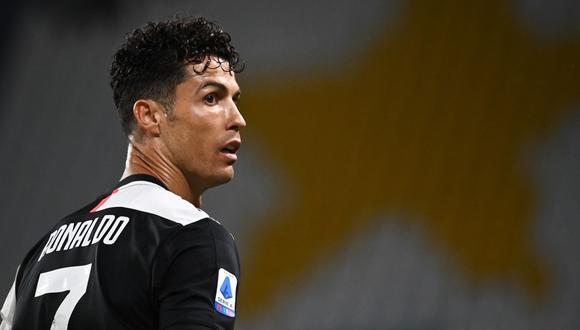 Cristiano Ronaldo llegó a Juventus en 2018 desde el Real Madrid. (AFP)