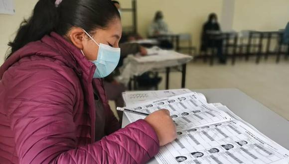 La jornada electoral del 11 de abril en el Perú se desarrolla en medio de la pandemia a causa del COVID-19. Por tal motivo, averigua aquí dónde te toca sufragar para que no tengas contratiempos este domingo (Foto: ONPE)