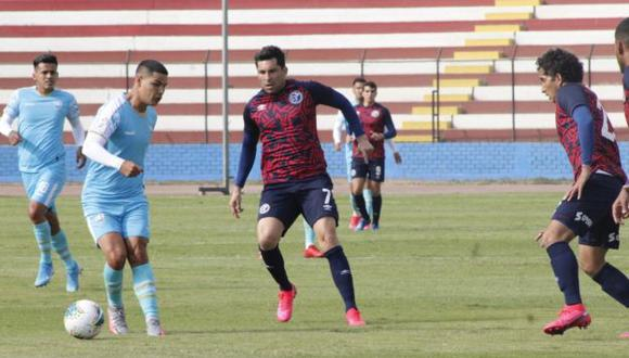 Municipal y Llacuabamba se enfrentaron en el Miguel Grau. (Foto: Liga 1)
