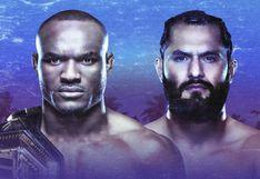 UFC 251: fecha, horarios y canales del Usman vs Masvidal desde la isla privada en Abu Dhabi
