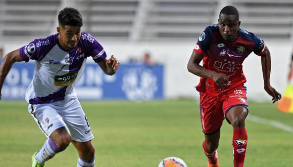 Fénix venció 1-0 a El Nacional por la ida de la Fase 1 de la Copa Sudamericana 2020