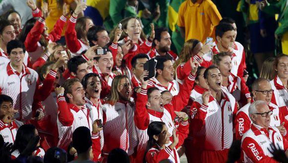 Perú tuvo 156 deportistas en Toronto 2015. (AP)